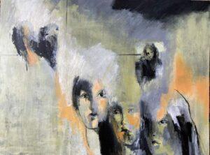Artwork by Roya Mohamadiha | Portrait2020 | MenhaArt