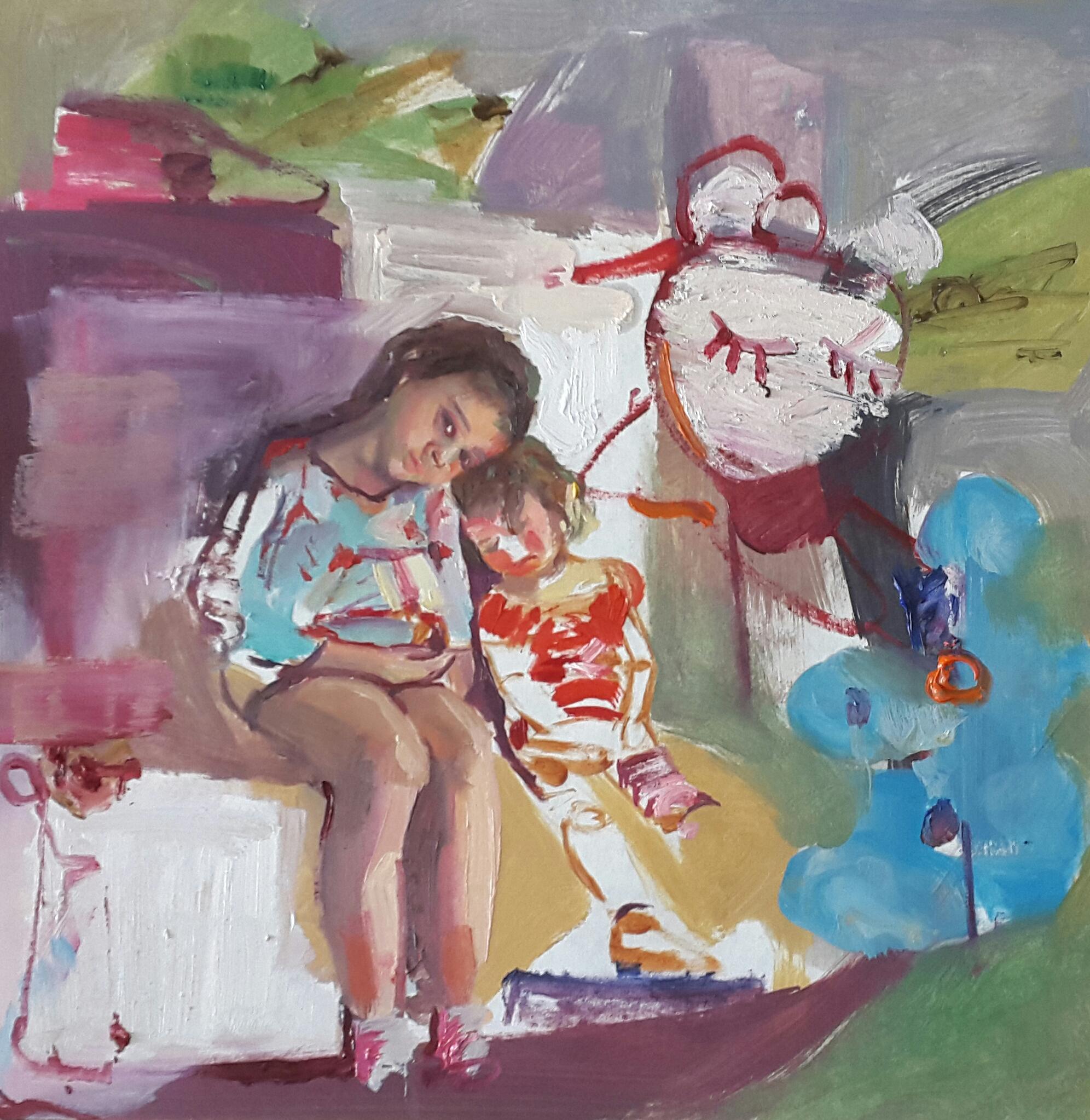 Artwork by Mahboobeh Atashkadeh | Portrait2020 | MenhaArt