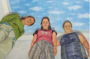 Artwork by Nasrin Najafi | Portrait2020 | MenhaArt