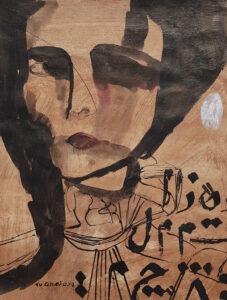 Artwork by Ladan Nasrollahi | Portrait2020 | MenhaArt