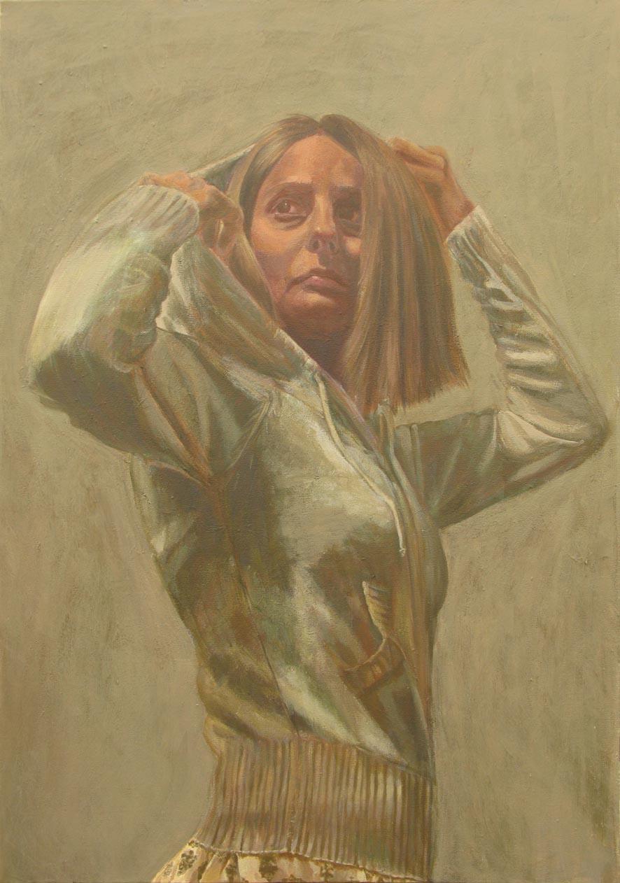 Artwork by Mitra Bostani Nasrabadi | Portrait2020 | MenhaArt