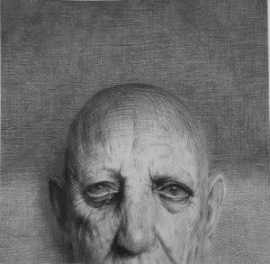 Artwork by Farshad Nassaji | Portrait2020 | MenhaArt