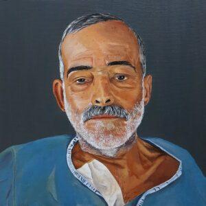 Artwork by Ata Esmaeili | Portrait2020 | MenhaArt