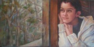 Artwork by Sousan Ettehad | Portrait2020 | MenhaArt