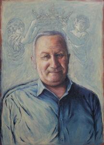 Artwork by Masoume Khodabakhshi | Portrait2020 | MenhaArt
