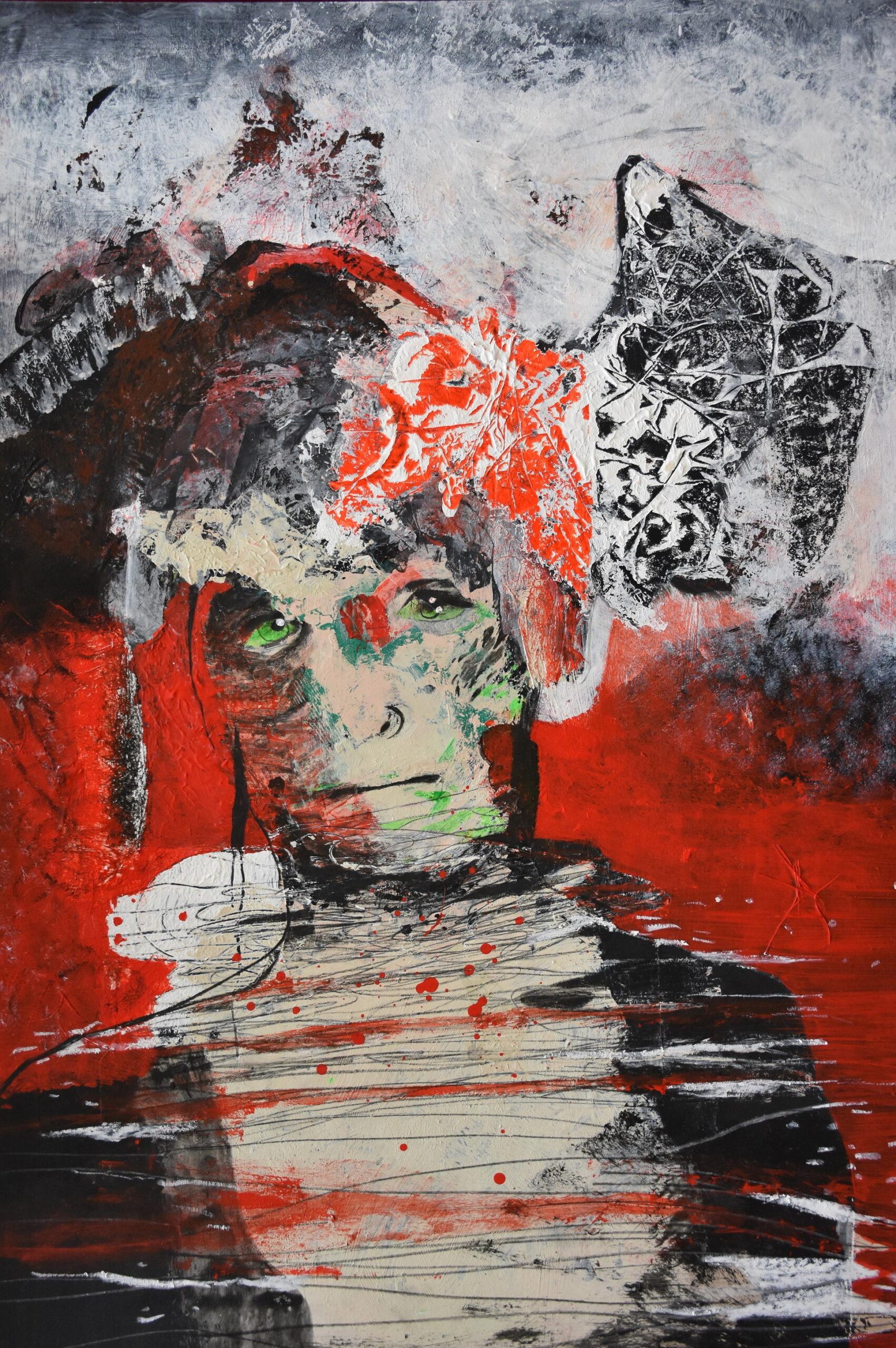 Artwork by Anali Taherian | Portrait2020 | MenhaArt