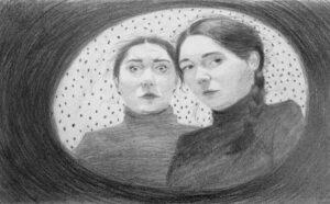 Artwork by Neda Samadi | Portrait2020 | MenhaArt