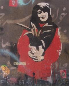 Artwork by Amir Reza Samavati | Portrait2020 | MenhaArt