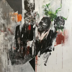 Artwork by Mehdi Vakili | Portrait2020 | MenhaArt