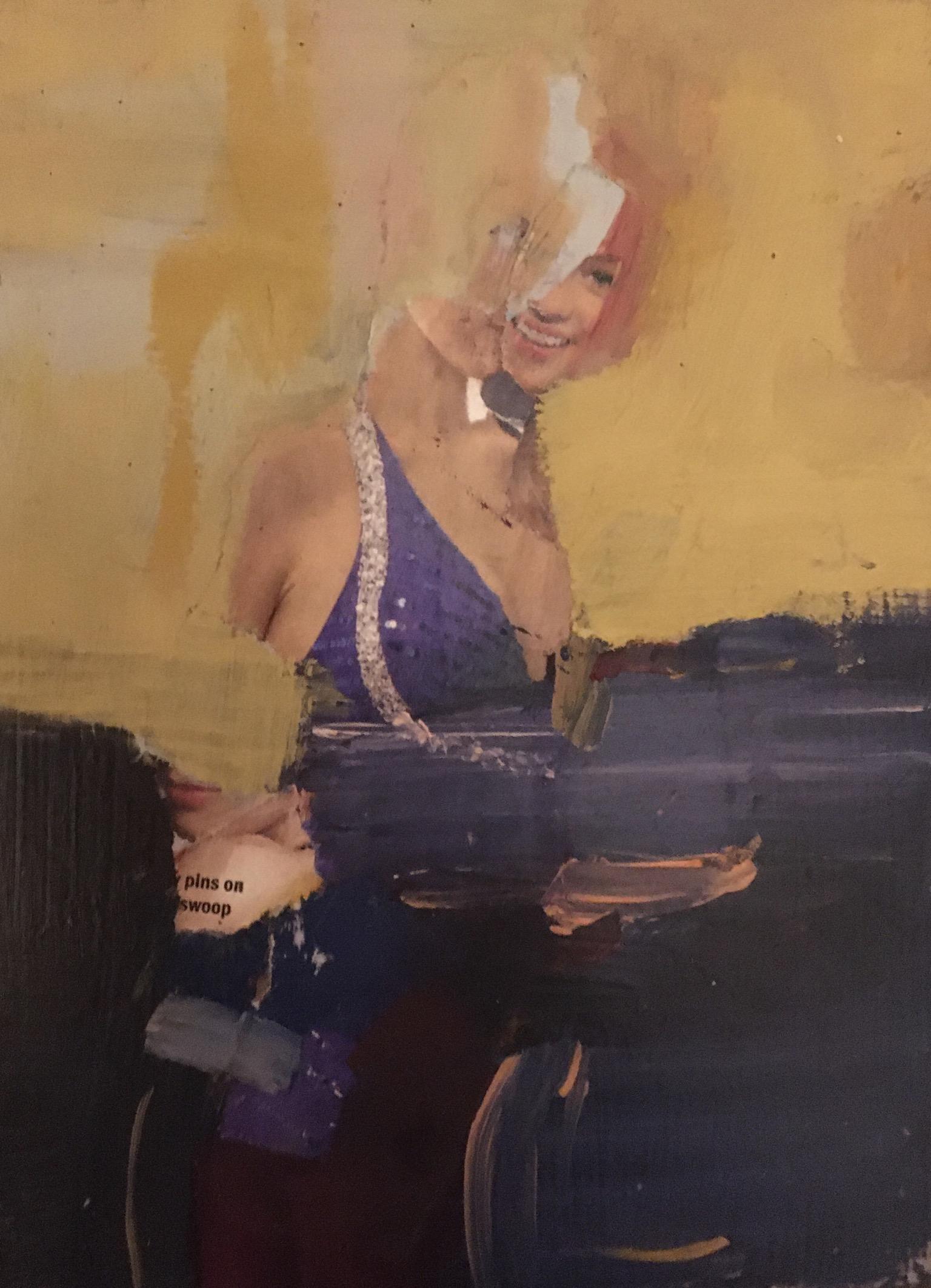 Artwork by Somayeh Khodaei | Portrait2020 | MenhaArt