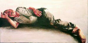Artwork by Maede Jafari | Portrait2020 | MenhaArt
