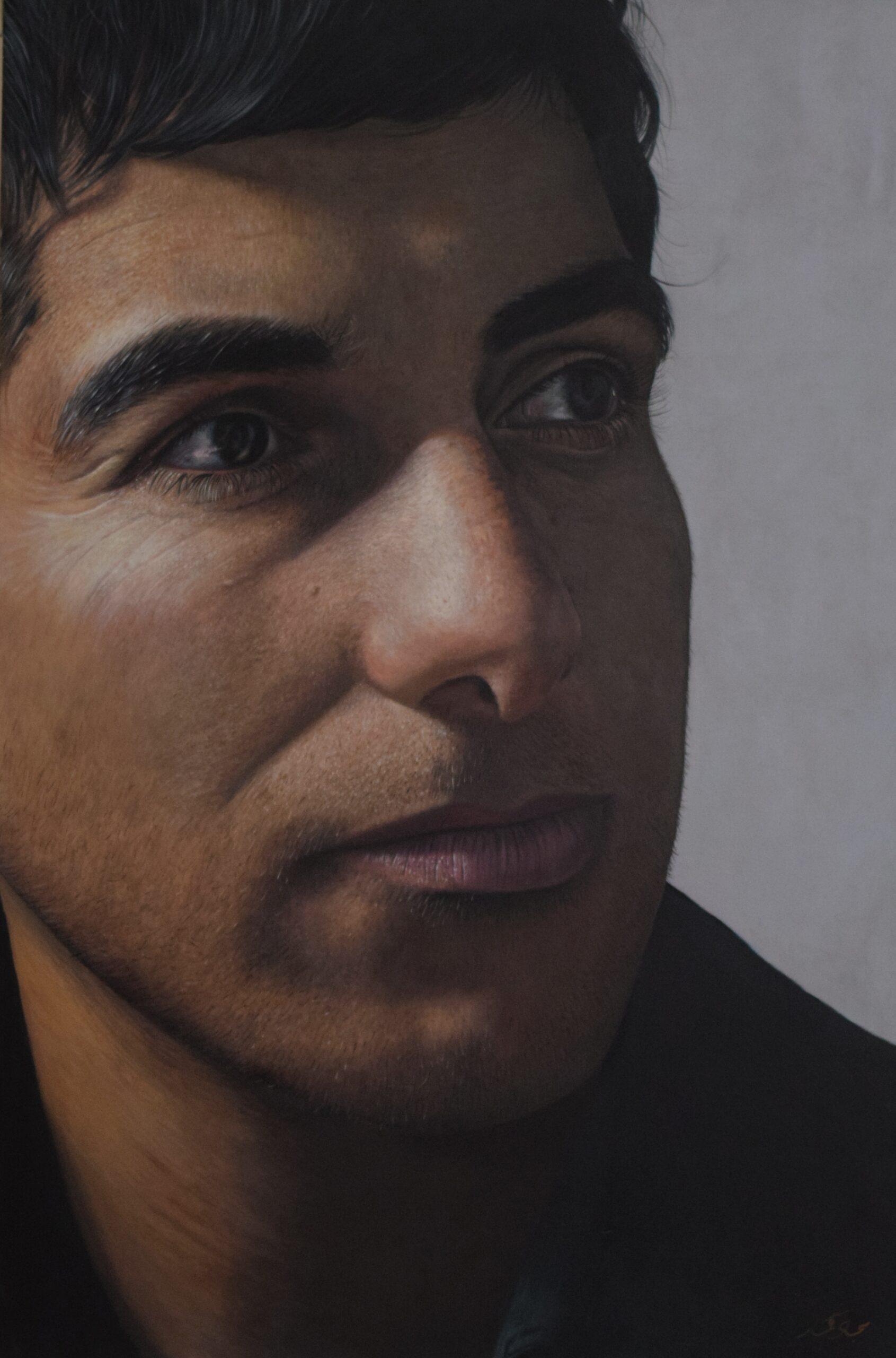 Artwork by Sajad Gomar | Portrait2020 | MenhaArt