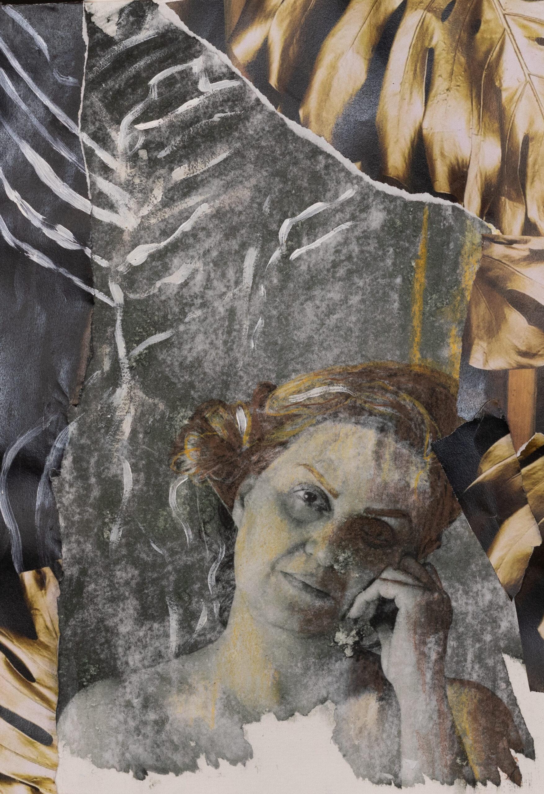Artwork by Armita Aghaseyedjafarimojarrad | Portrait2020 | MenhaArt