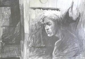Artwork by Behzad Ahmadi | Portrait2020 | MenhaArt