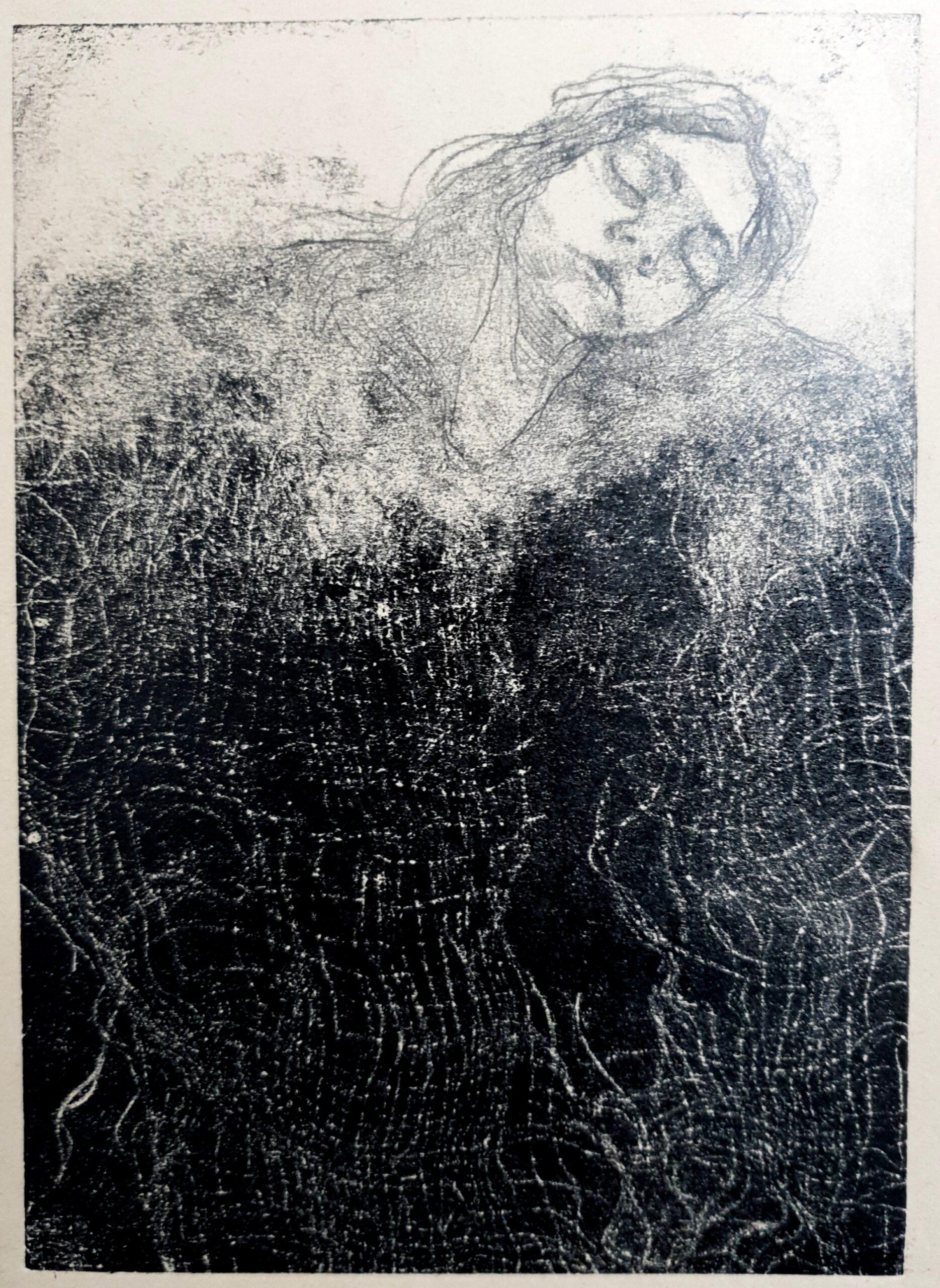 Artwork by Najmeh Amini | Portrait2020 | MenhaArt