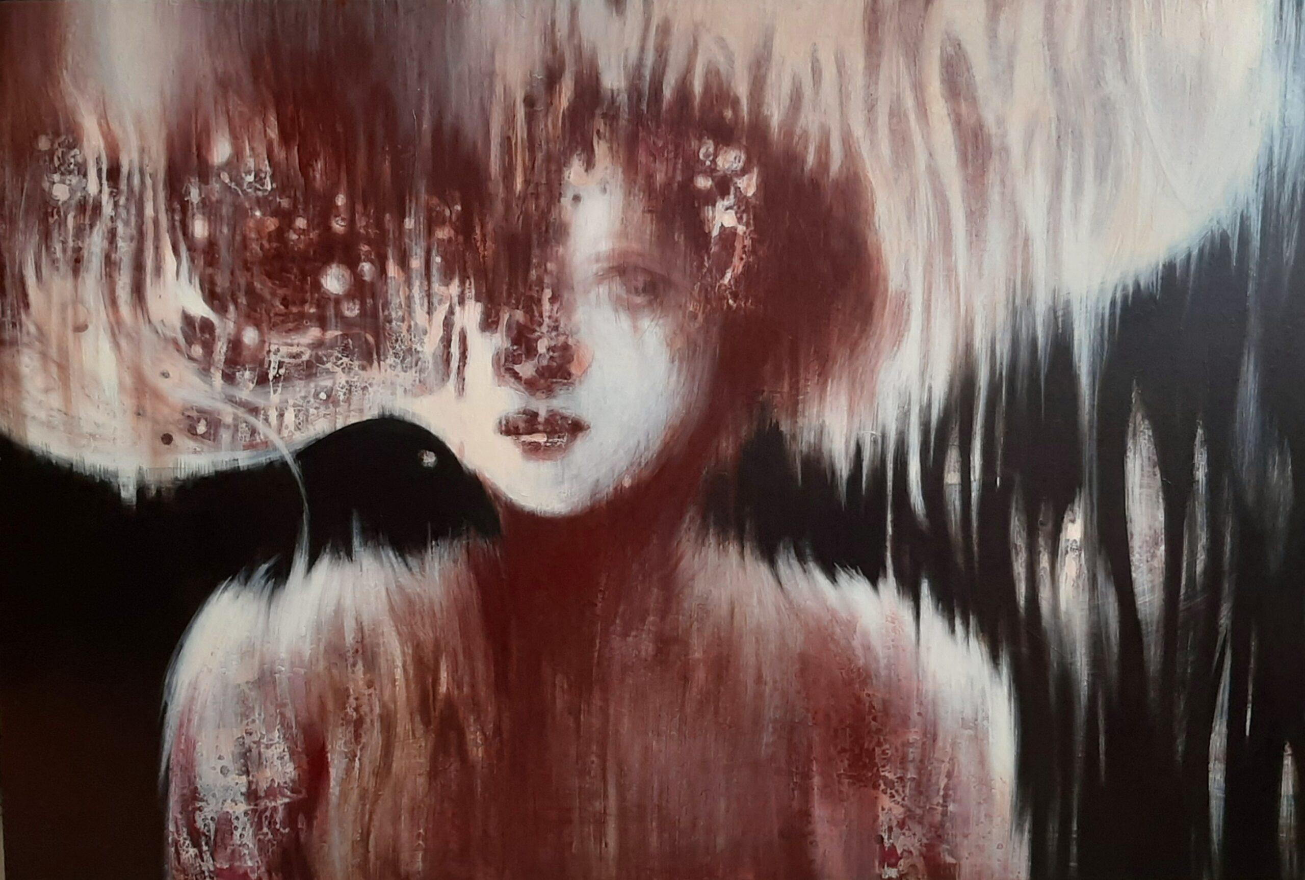 Artwork by Nazi Azimi | Portrait2020 | MenhaArt