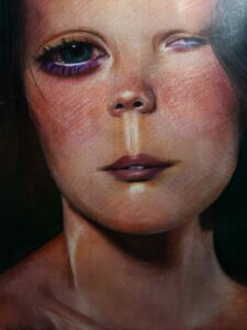 Artwork by Narges Pakmanesh | Portrait2020 | MenhaArt