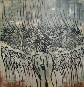 Artwork by Sharareh Khodayar | Portrait2020 | MenhaArt